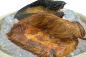 Preview: Rinderohren mit Fell